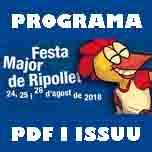 Festa Major 2018 - Programa