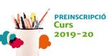 Preinscripció del curs 2019-2020