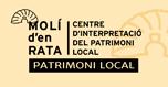 CIP Molí d'en Rata - Patrimoni en línia