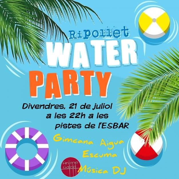 Water Party -Imatge 1-