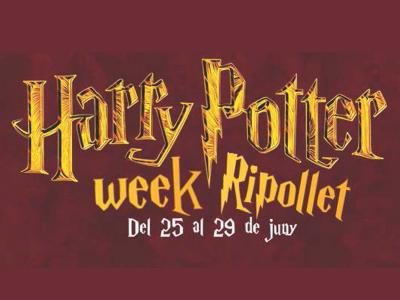 "Arriba la ""Harry Potter Week"" en el marc de l'Any del Llibre -Imatge 1-"