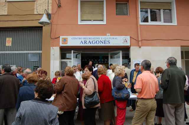 Sortida Centro Aragon&#233;s